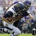 Goff, Jefferson Lead Cal Over Northwestern 31-24