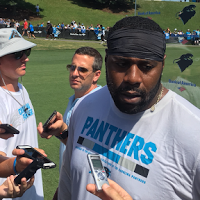 15 Panthers Practice Observations From Tuesday, Including A Developing O-Line Scare