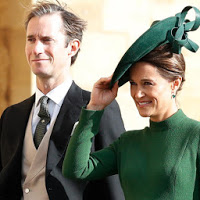Pippa Middleton And Husband James Matthews Welcome First Child