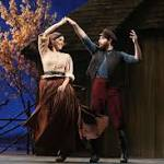 Homeimpossible! Unthinkable! Fiddler Takes Flight On Broadway!